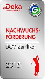 DGV_Nachwuchsforderung_Zertifikat